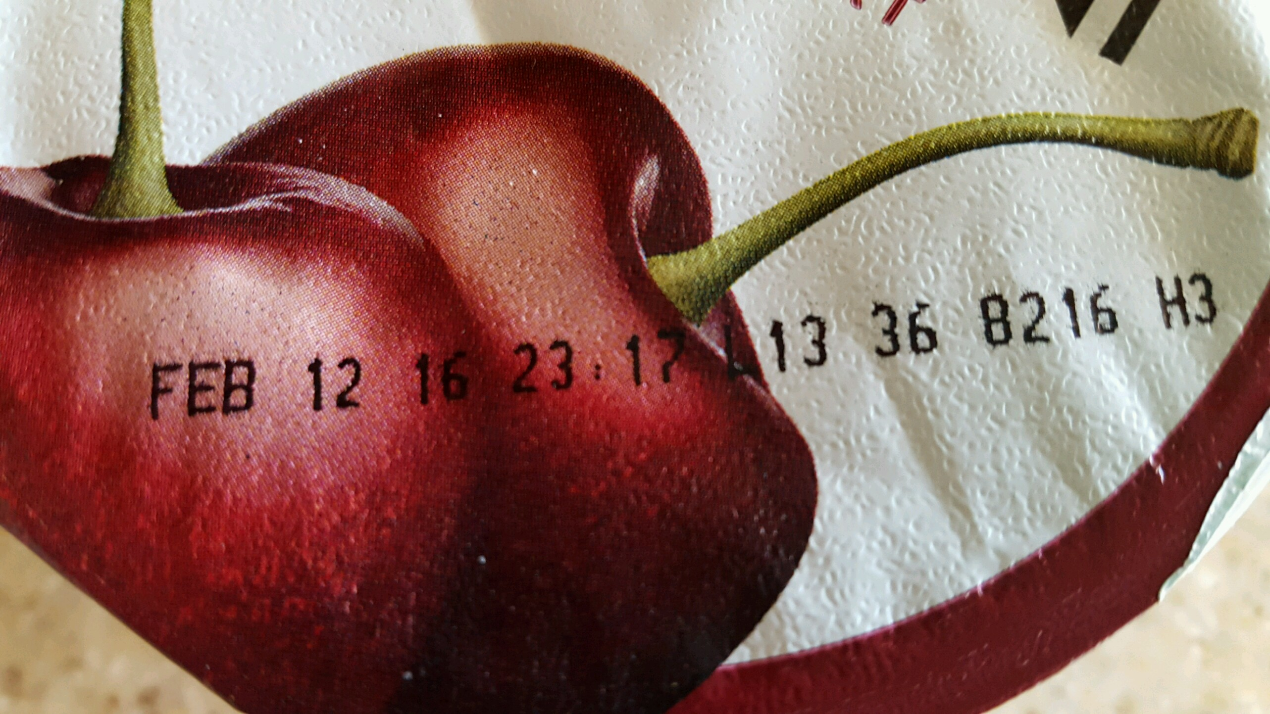 State Product Date Labels