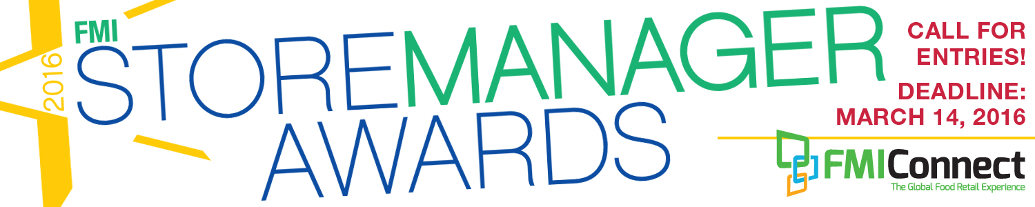 2016 Store Manager Awards