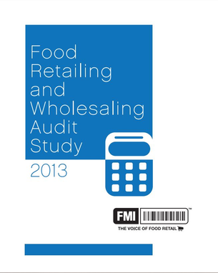Food Retailing and Wholesaling Audit Study 2013
