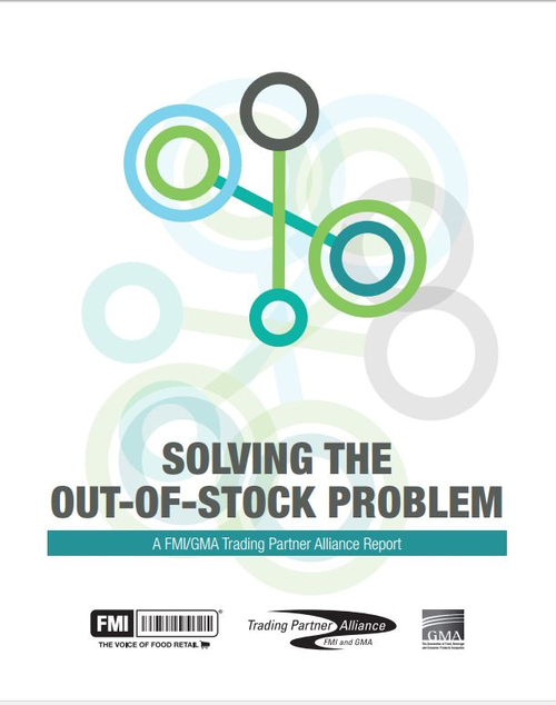 Solving the Out-of-Stock Problem