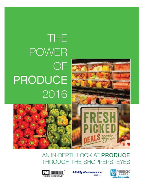 The Power of Produce 2016