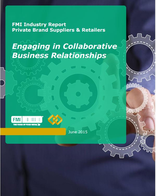 Private Brands Collaborative Relationships Cover
