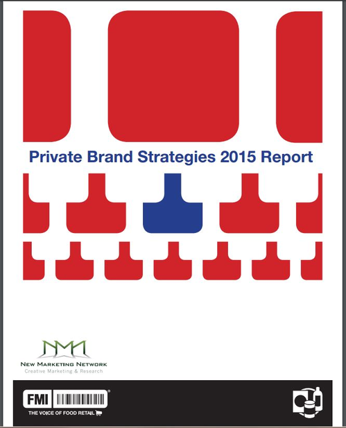 Private Brand Strategies 2015 report cover