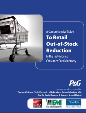 Out of Stock Reduction Guide