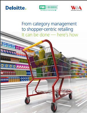 Shopper Centric Retailing Cover