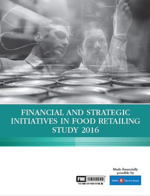 Financial and Strategic Initiatives in Food Retailing