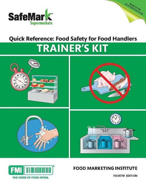 SafeMark Quick Reference Trainers Cover Image