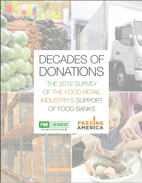 2012 Food Bank Survey